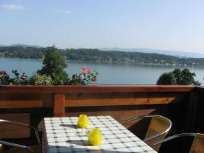 Ferienwohnung Slamanig  am Klopeiner See