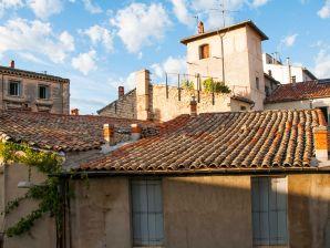 Ferienwohnung im Zentrum von Montpellier mit Terrasse