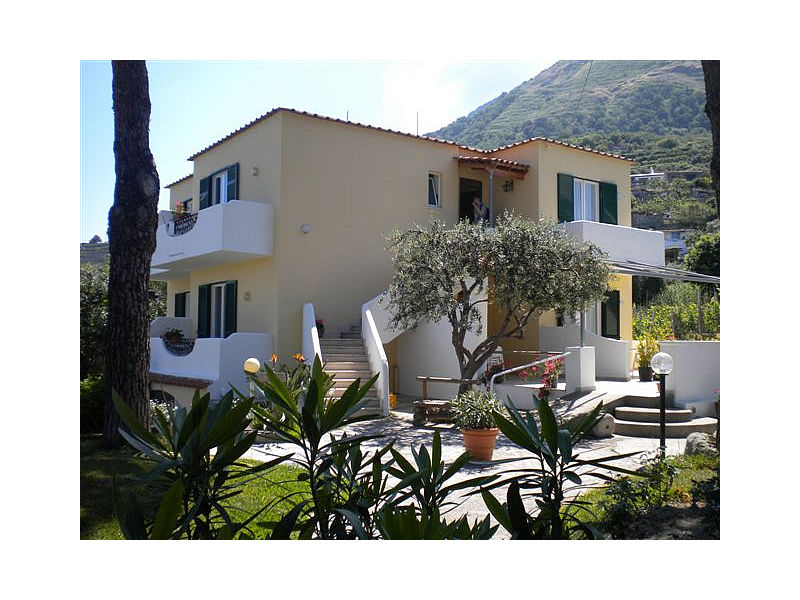 Ferienwohnung Villa Olivia