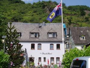 """Ferienwohnung """"Treibgut"""" im Dachsbau"""