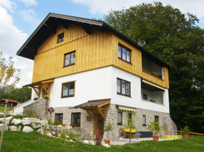 Enzian in der Villa Schönblick