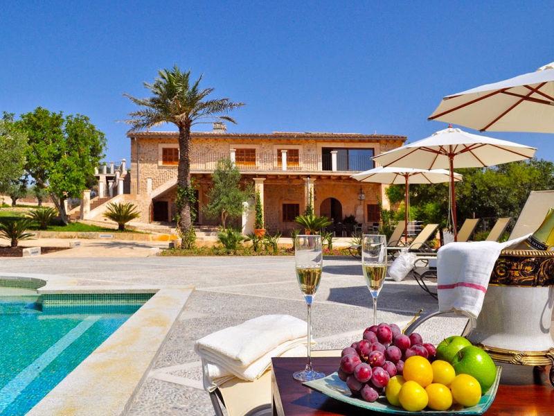 Finca im Hotel | Luxuslandgut Sansaloni