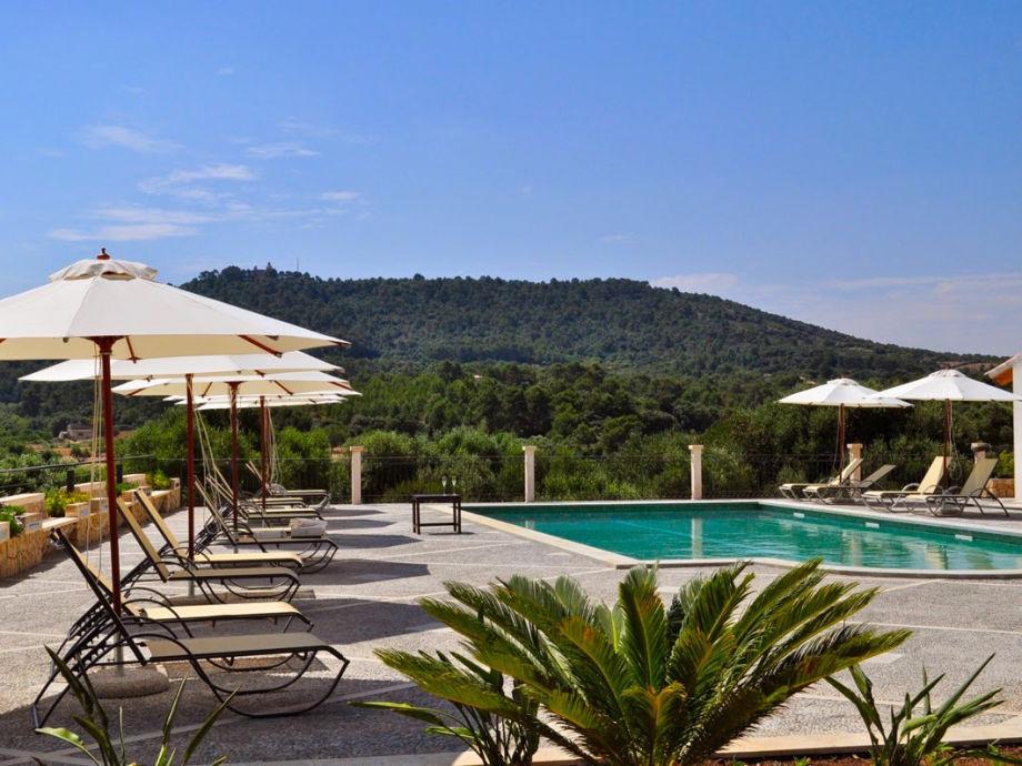 Finca Sansaloni - komplettes Anwesen, Petra, Mallorca