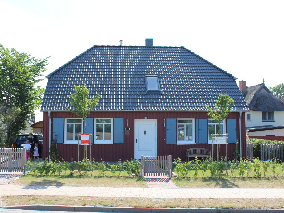 Kapitänshaus Ahrenshoop