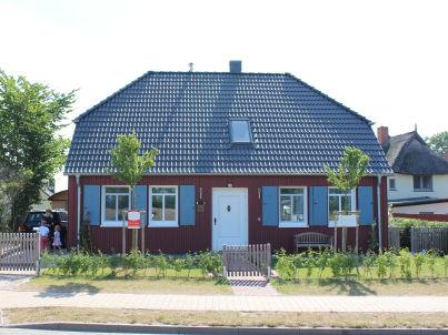 Kapitänshaus Ahrenshoop Kajüte