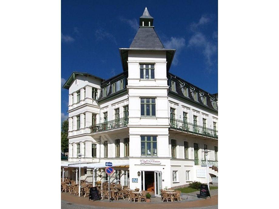 Ferienwohnung Villa Frohsinn 17 | Villa Frohsinn