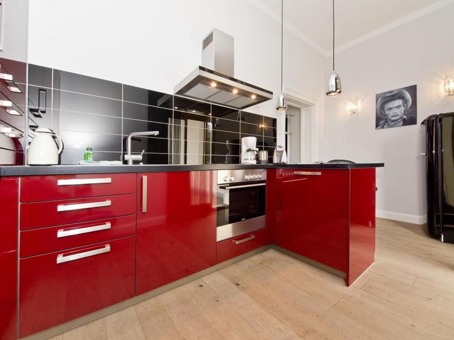 ferienwohnung 5 american style villa julius mecklenburg. Black Bedroom Furniture Sets. Home Design Ideas