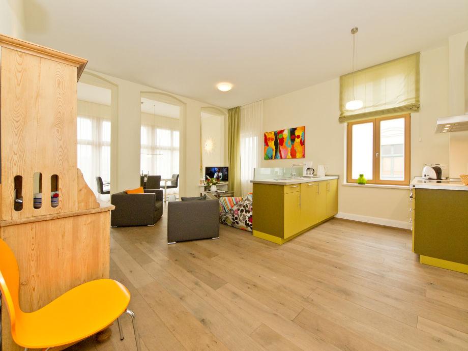 apartment 6 pop art villa julius mecklenburg vorpommern usedom heringsdorf firma. Black Bedroom Furniture Sets. Home Design Ideas