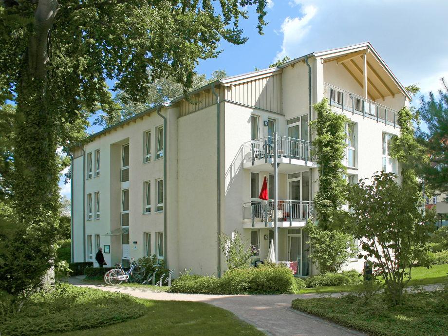 Ferienwohnanlage Strandpark Heringsdorf