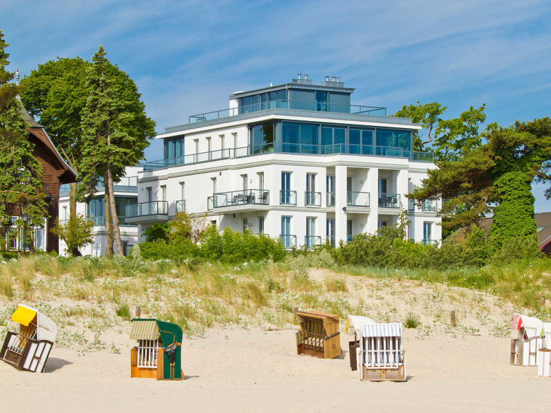 Ferienwohnung Ostseepalais 1   Strandresidenzen Bansin
