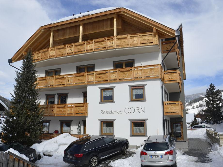 Residence Corn in Winter