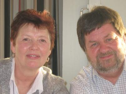 Ihr Gastgeber Anne-Marthe & Heinz Peter Koch