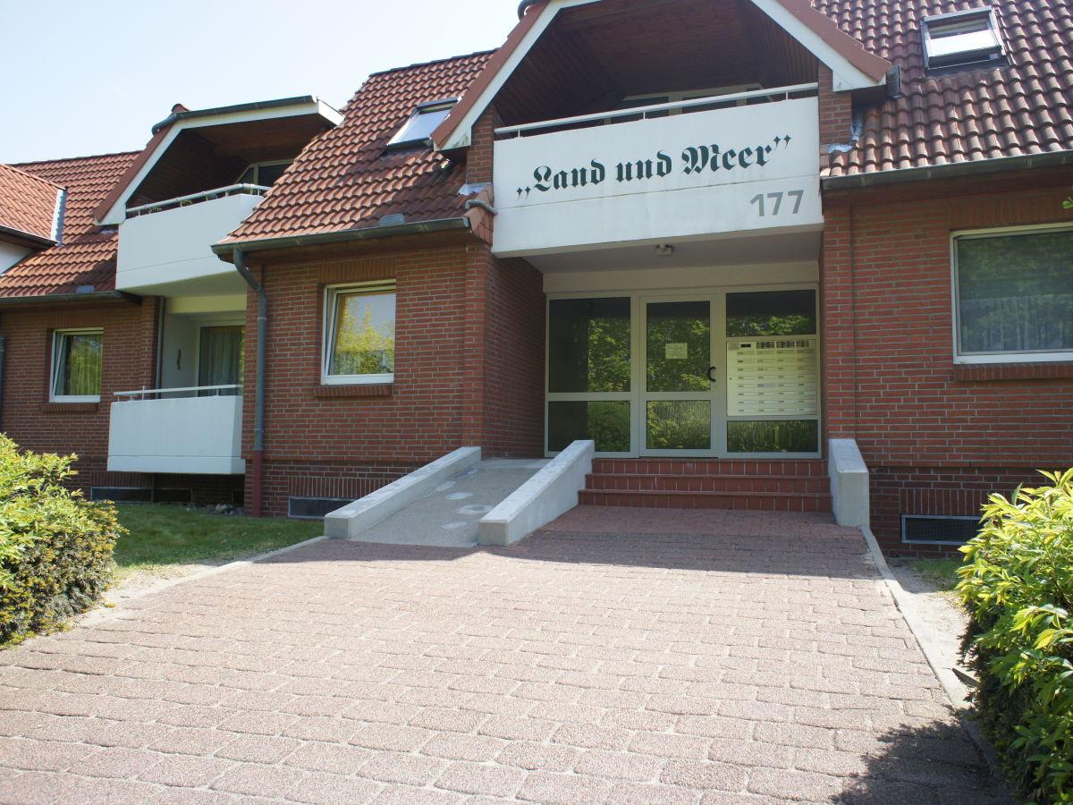 ferienwohnung land und meer wg 27 niedersachsen nordsee cuxhaven sahlenburg firma. Black Bedroom Furniture Sets. Home Design Ideas