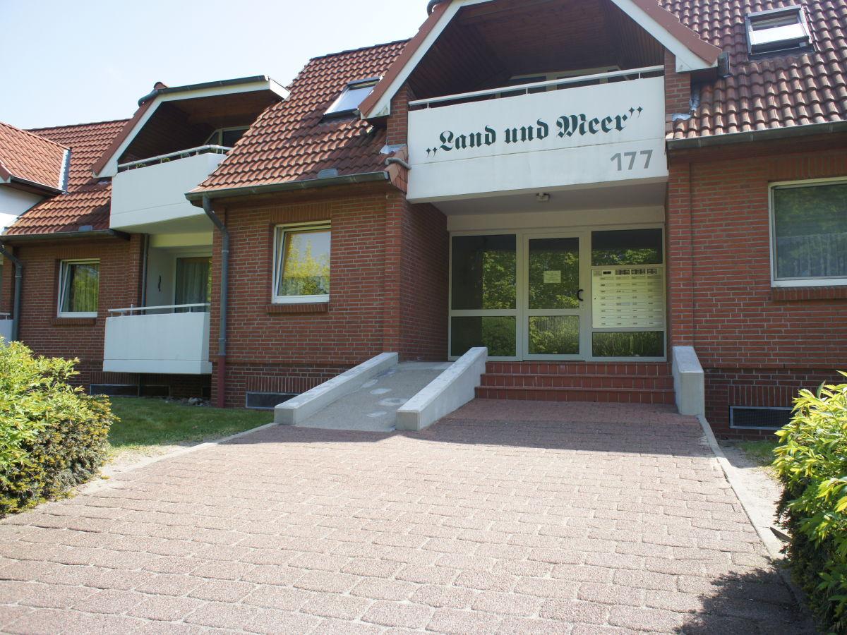 Ferienwohnung Land und Meer WG 26 Nordseeküste Cuxhaven