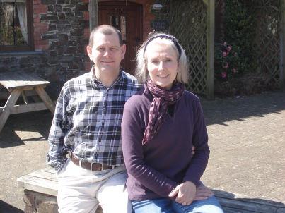 Ihr Gastgeber John and Helen Keeble