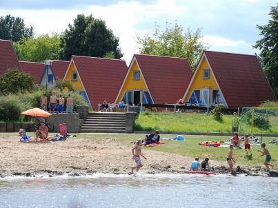 Ferieninsel Tietzowsee - Finnhaus