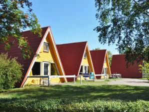 Ferienhaus Ferieninsel Tietzowsee - Finnhaus