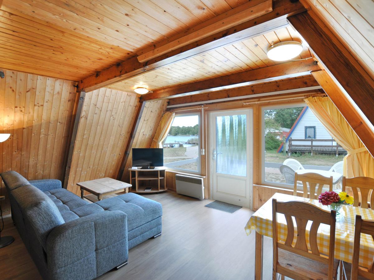 ferienhaus ferieninsel tietzowsee finnhaus. Black Bedroom Furniture Sets. Home Design Ideas