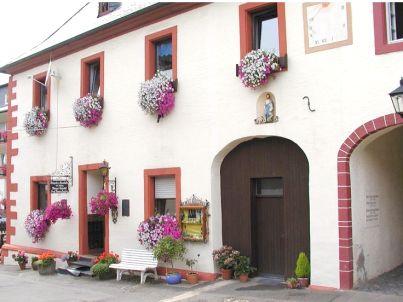 Klosterkeller auf dem Weingut Klosterhof