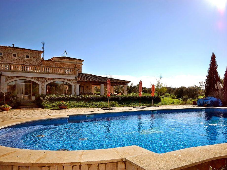 Ihre Villa auf Mallorca mit gr. Pool