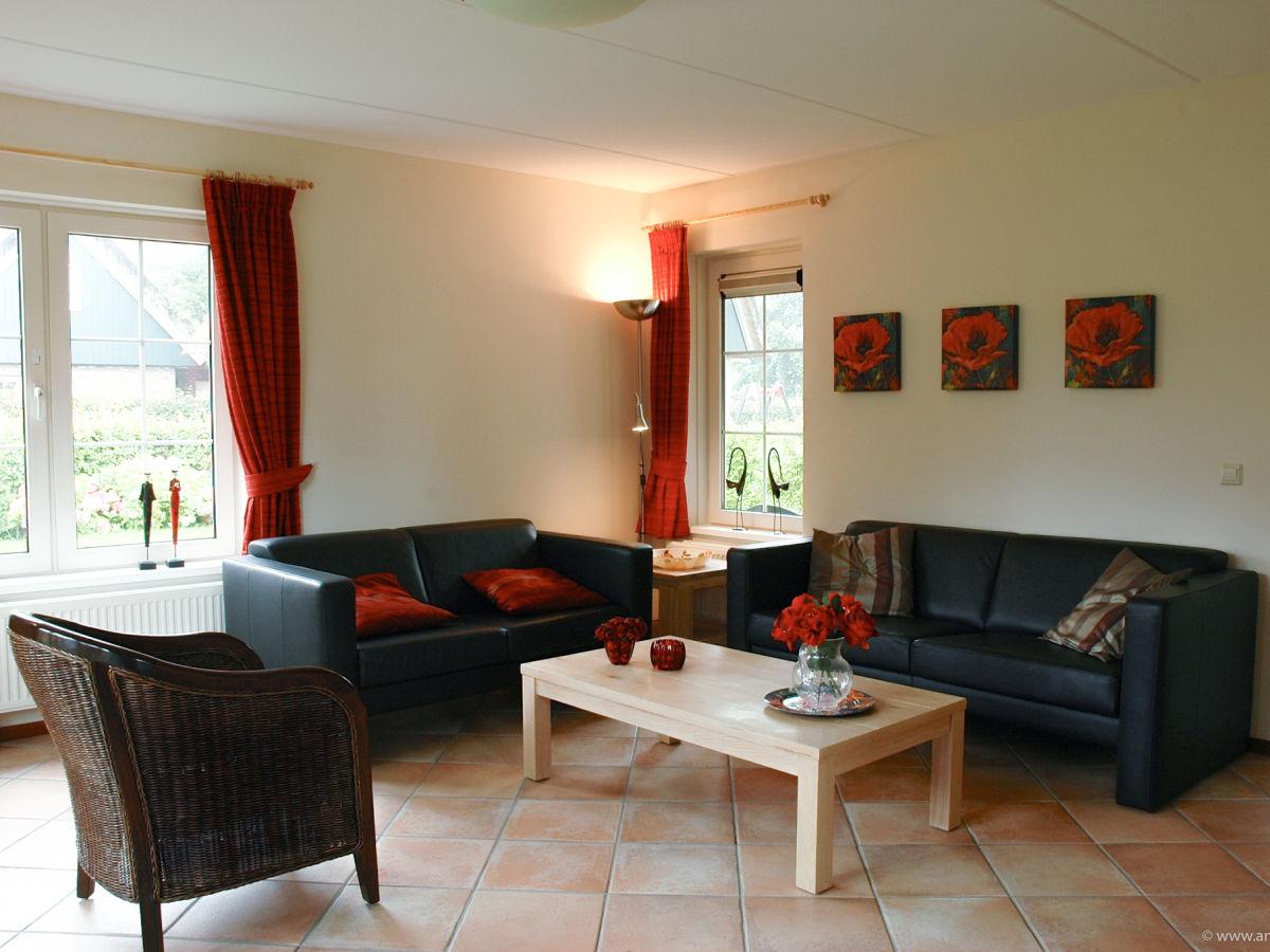 Ferienhaus anzelhoef 6 personen nord holland sint - Traum wohnzimmer ...