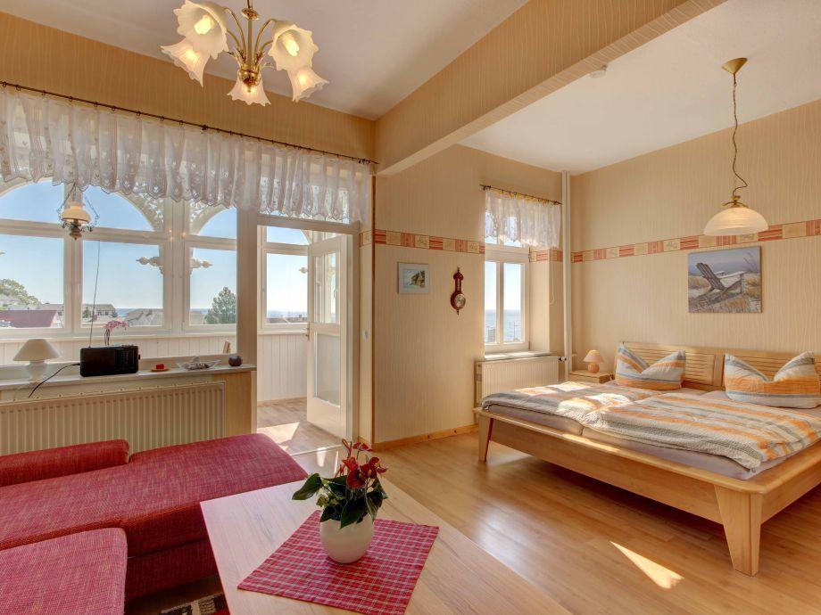 Ausstattung Villa Fernsicht - Ferienwohnung 3