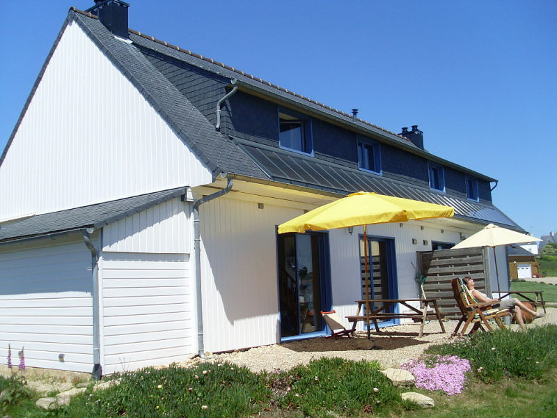 Holiday apartment Kuzh-heol - Baie d'Adierne - Bretagne