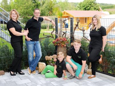 Ihr Gastgeber Heidie und Armin Siemandel