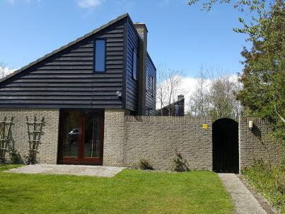 Luxes bungalow auf Texel