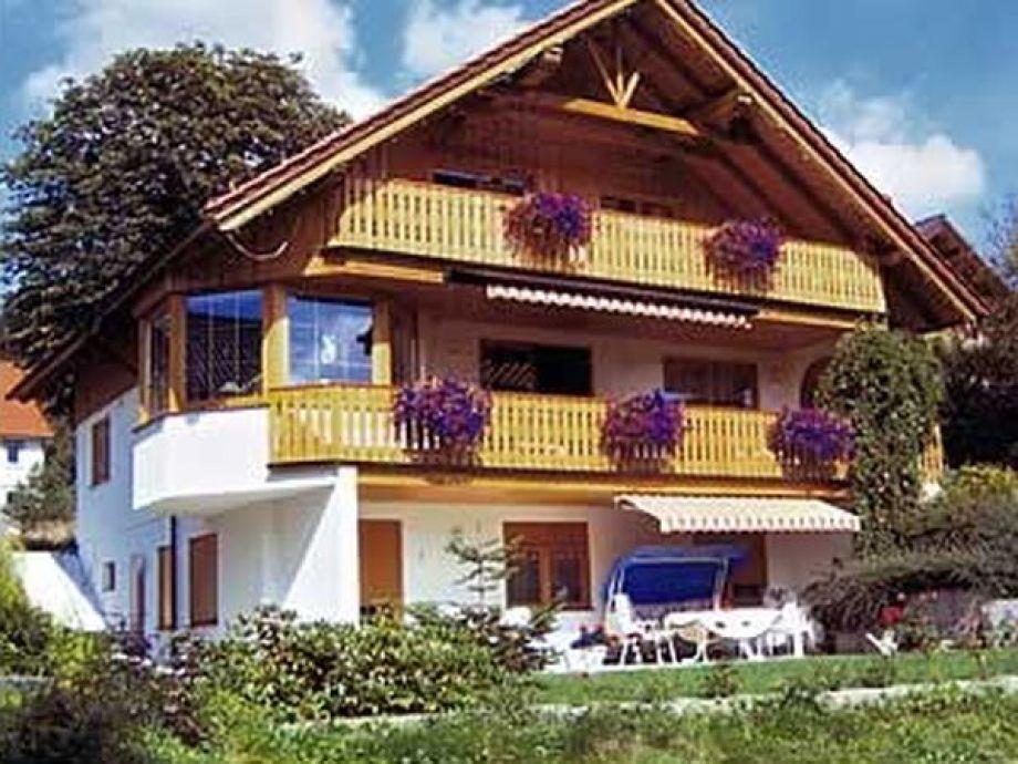 Außenaufnahme Haus am Grumbach