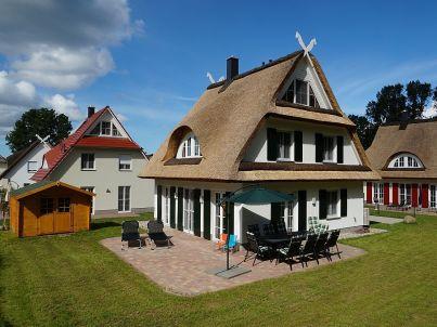 Reetdachferienhaus Leda Espenweg 40