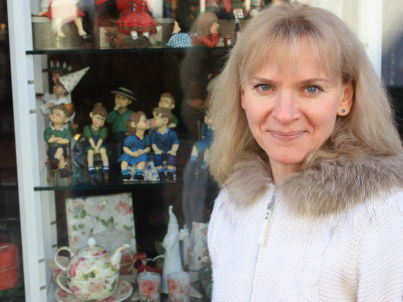 Ihr Gastgeber Marina Velikopolskaya