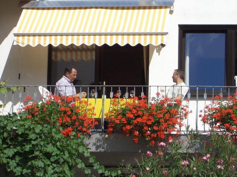 Ferienwohnung 1 mit Balkon - Edith & Gerd Henrich