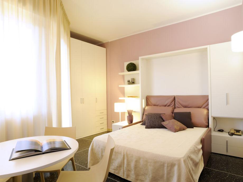Einzimmer-Ferienwohnung