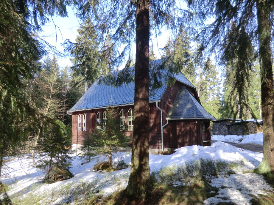 Ferienhaus in Albertsberg