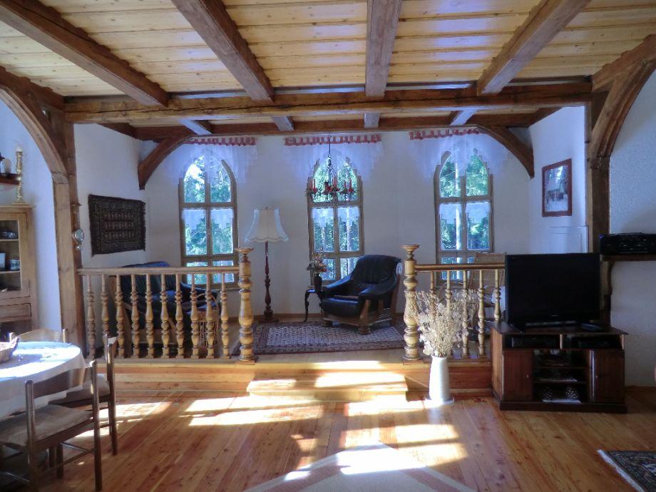 Ferienhaus albertsberg vogtland frau amrei hinzmann - Romantisches wohnzimmer ...