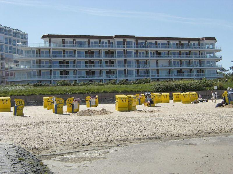 Ferienwohnung Haus Blue Ocean