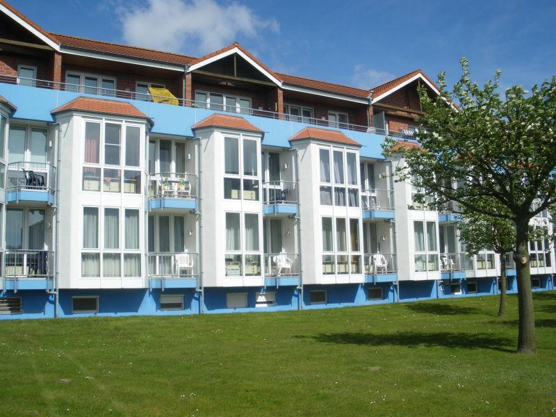Ferienwohnung Knechtsand Wo. 412