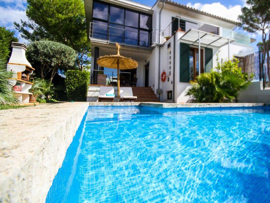 Die moderne Villa Son Baulo Pleta