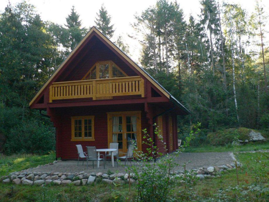 haus fjord - Blockhaus Fjord
