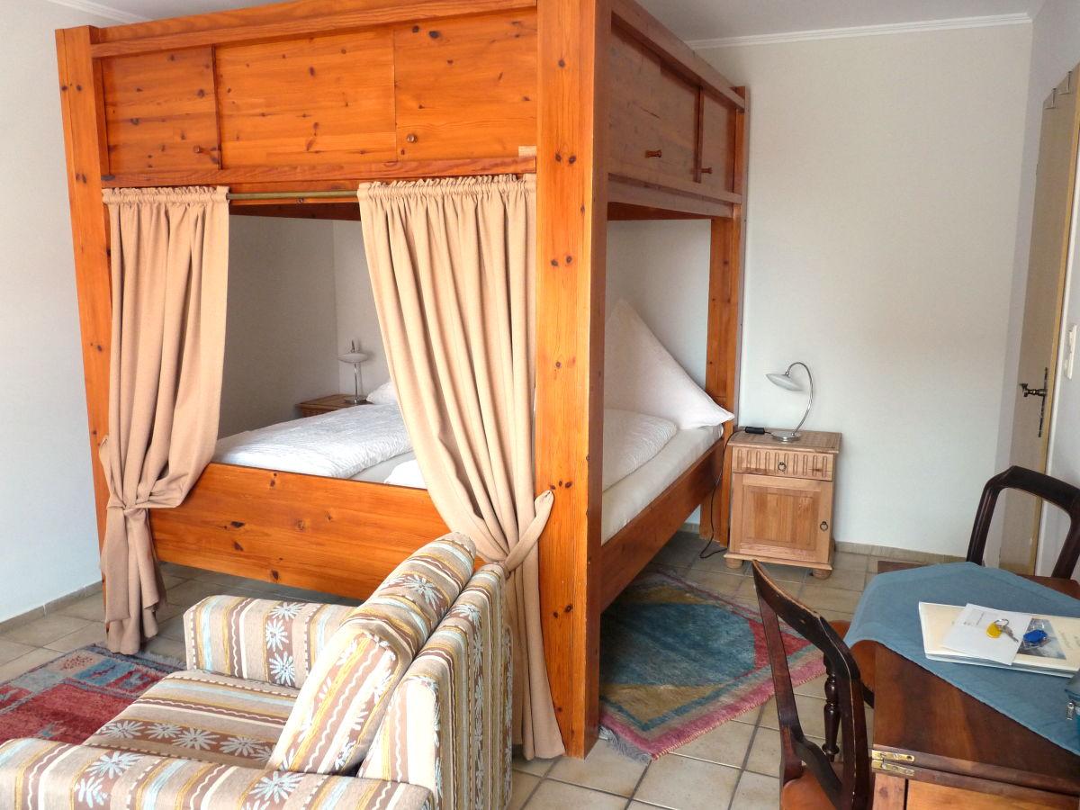 ferienwohnung 2 personen trientje swarte evert borkum. Black Bedroom Furniture Sets. Home Design Ideas