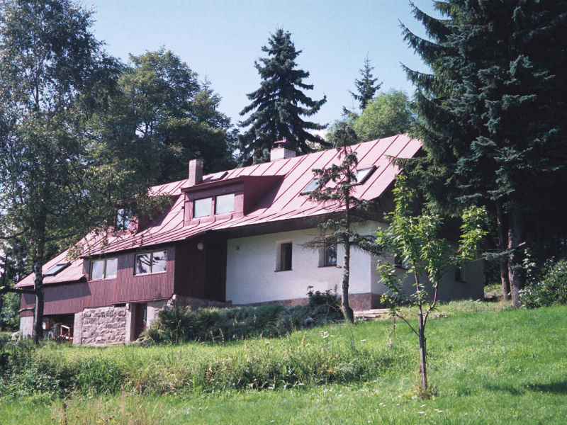 Holiday apartment Apartments House Bedrichov