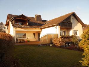 Ferienwohnung Nr. 2 Haus Gebhardt