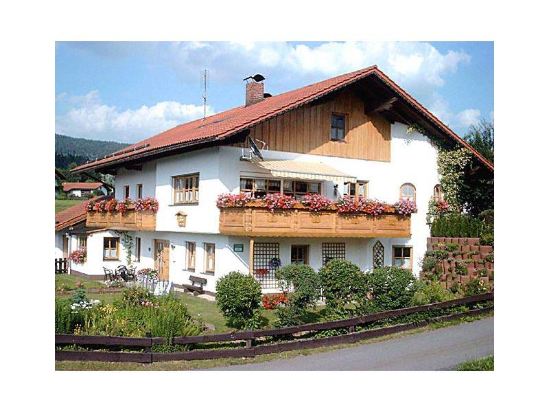 Ferienwohnung Landhaus Zellertalblick