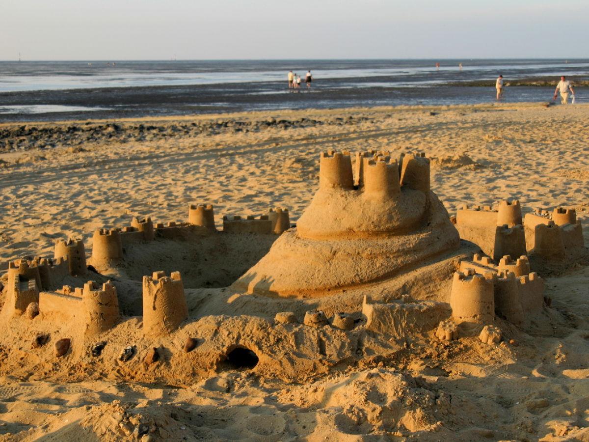 Ferienwohnung Haus Atlantic Cuxhaven 7 Cuxhaven Döse
