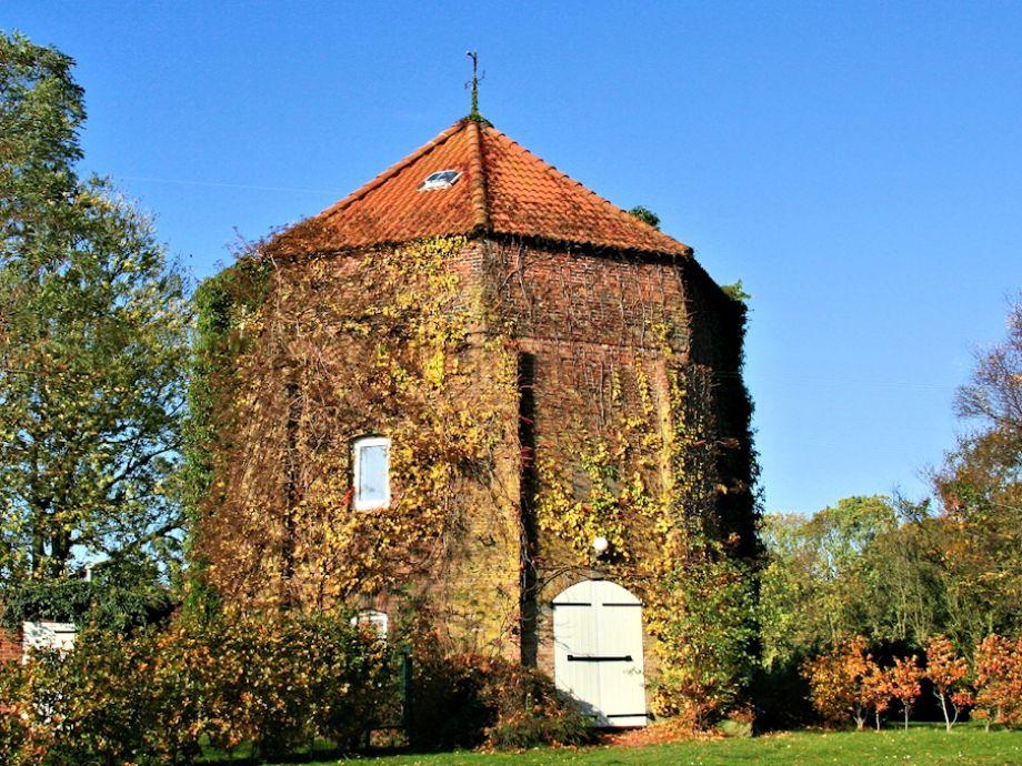 Schoonorther Mühle bei Greetsiel