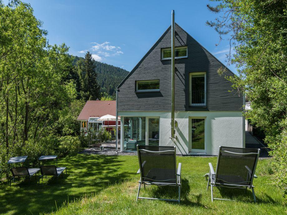 Ferienhaus Schwarzwald mit Sauna, Kamin, Whirlpool