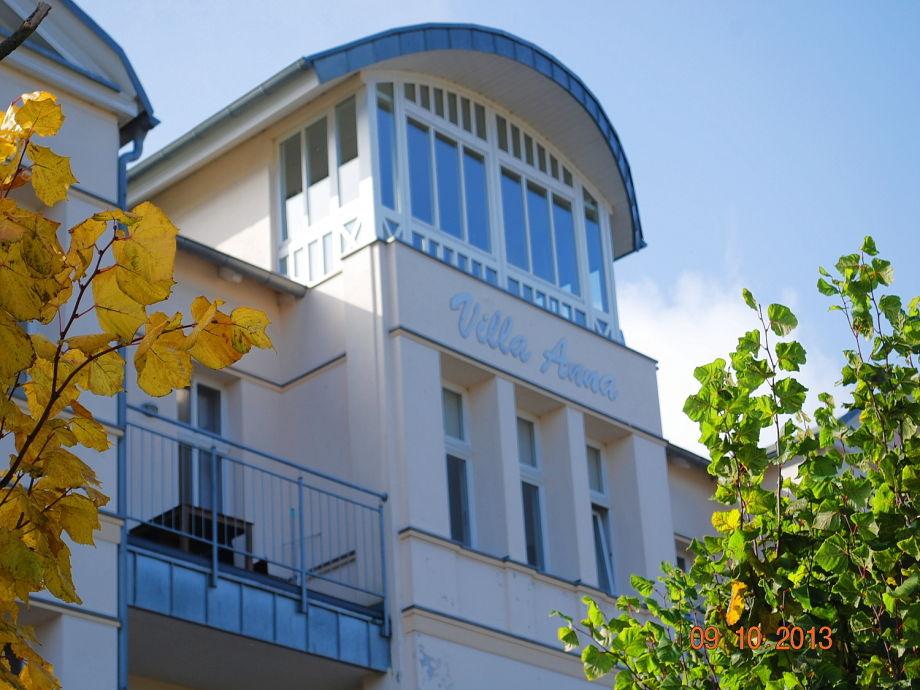 Villa Anna Ahlbeck Wohnung