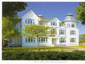 Ferienwohnung Villa Germania App. 15