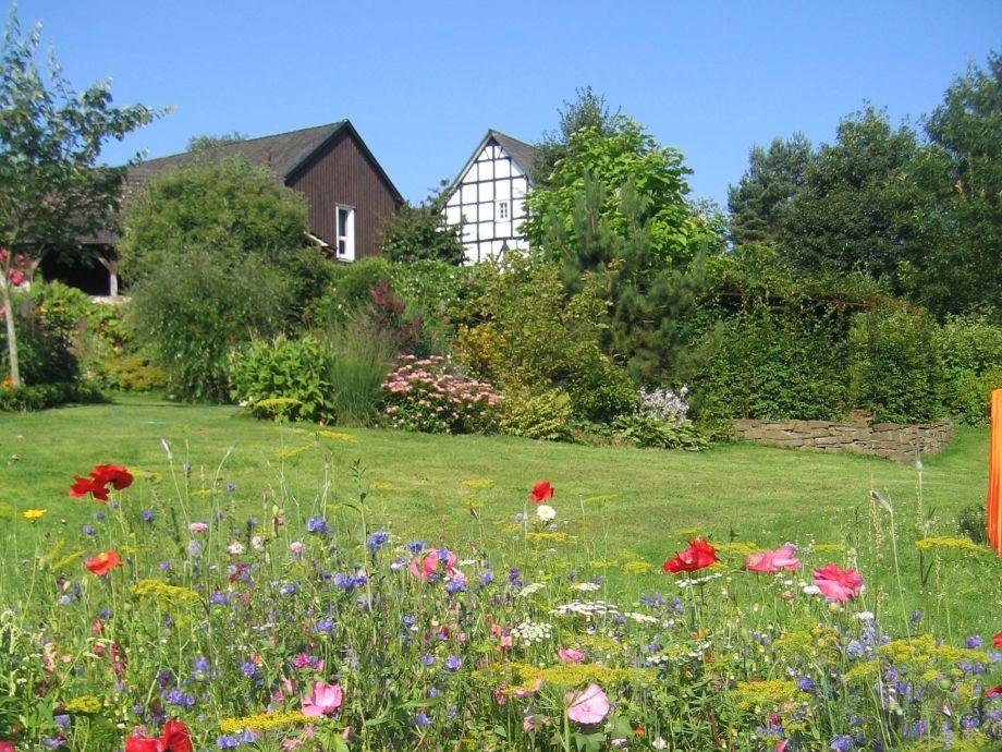 Hof Tüschenbonnen mit Garten